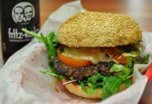 Italian Burger Piwy's Burger in Oberhausen
