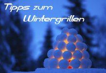 Tipps zum Wintergrillen
