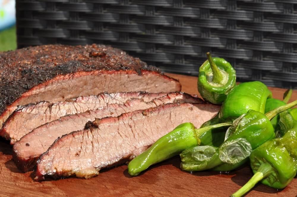 Saftig und zart muss das perfekte Beef Brisket sein beef brisket-Beef Brisket 08-Beef Brisket Anleitung – die perfekte Rinderbrust grillen