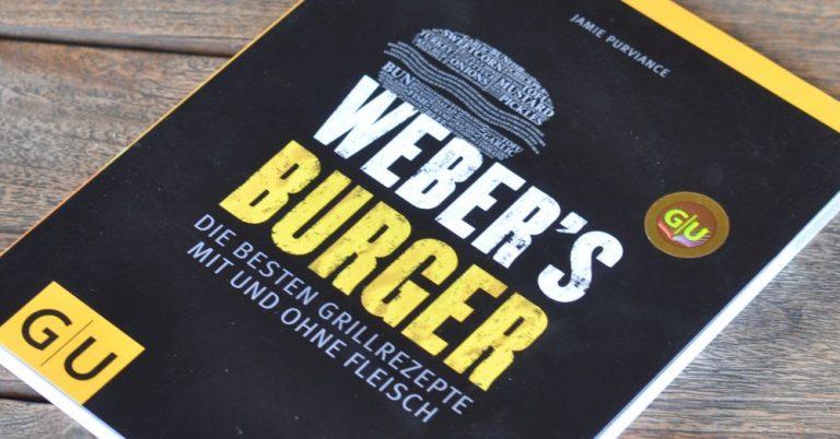 Weber's Burger von Jamie Purviance