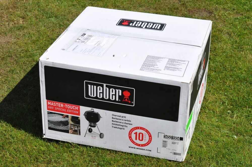 Weber Holzkohlegrill Unterschiede : Weber kugelgrill master touch gbs special edition bbqpit