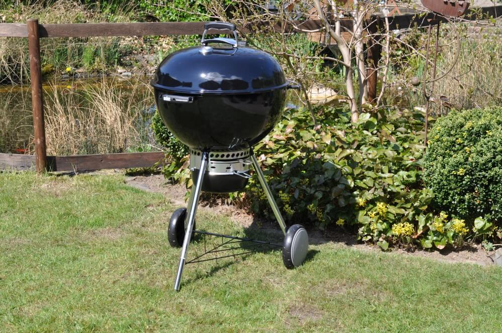 Weber Holzkohlegrill Master Touch Gbs 57 Cm Special Edition Pro : Introducing the limited edition weber master touch gbs cm