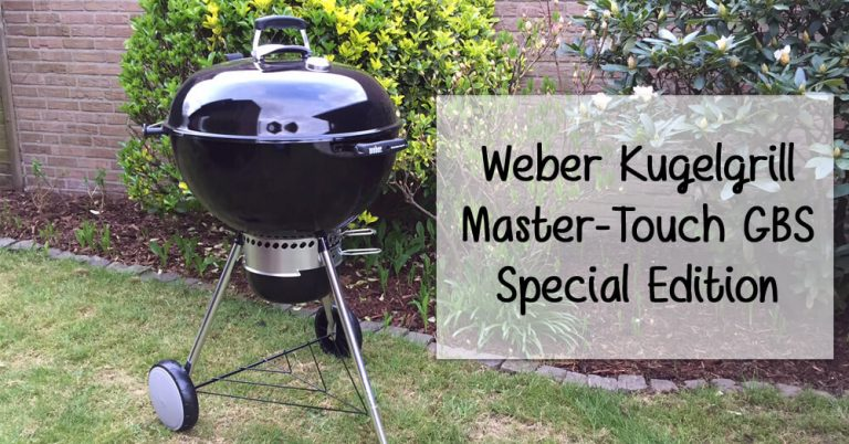 Weber Kugelgrill – Master-Touch GBS Special Edition