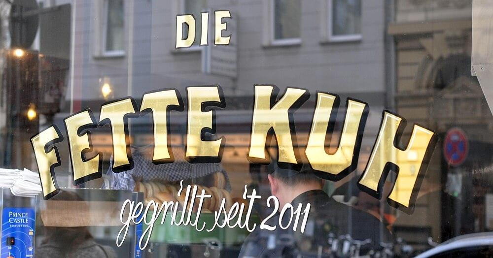 "Das Fette Buch der fetten Kuh das fette buch-FetteKuh-Das Fette Buch – Rezepte aus dem Kölner Kult-Imbiss ""Fette Kuh"""