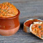 tomatenbutter-Tomatenbutter01 150x150-Tomatenbutter mit Basilikum und Limette