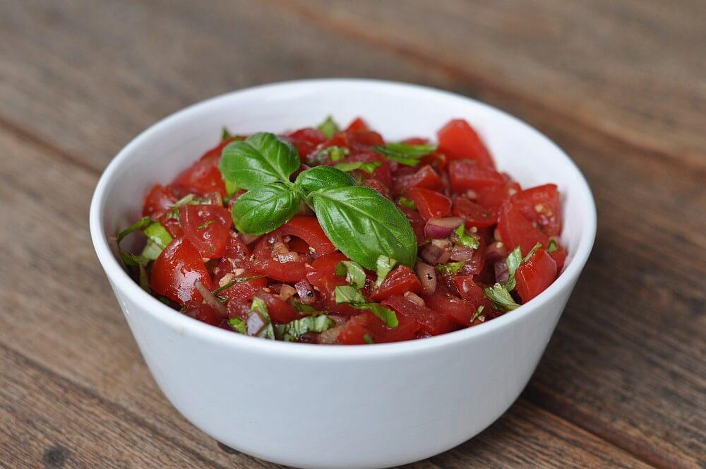 Tomatensalsa tomatensalsa-Tomatensalsa03-Tomatensalsa – ideal zu Grillfleisch aller Art