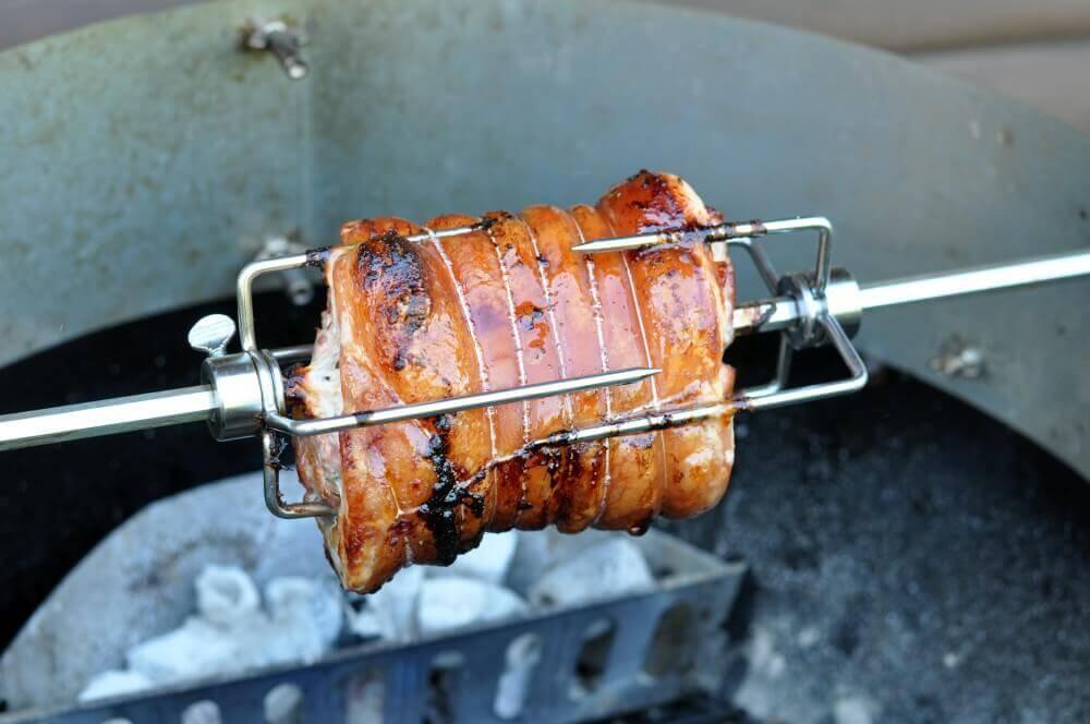 gerollter Schweinebauch porchetta-Porchetta09-Porchetta – gerollter Schweinebauch vom Drehspieß