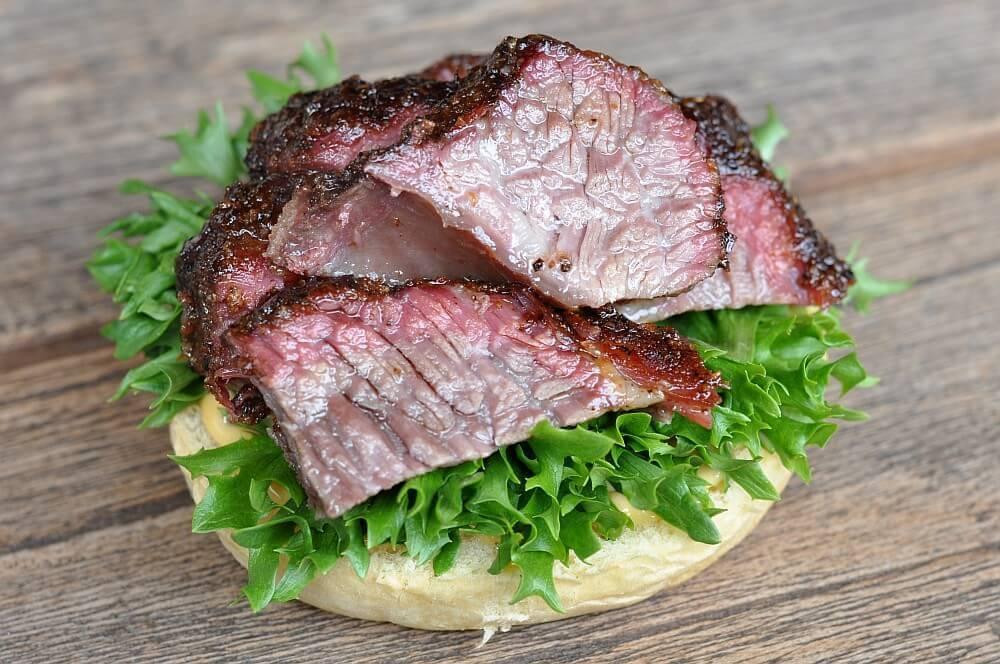 Beef Rib Sandwich beef rib sandwich-BeefRibSandwich01-Beef Rib Sandwich mit Zwiebelchutney