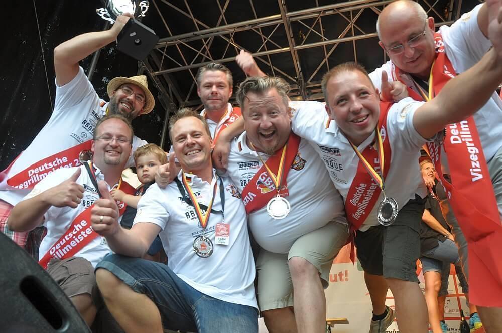 Deutsche Grillmeisterschaft 2015 deutsche grillmeisterschaft 2015-DeutscheMeisterschaft01-Deutsche Grillmeisterschaft 2015 – Vizemeister der Profis BBQ Wiesel