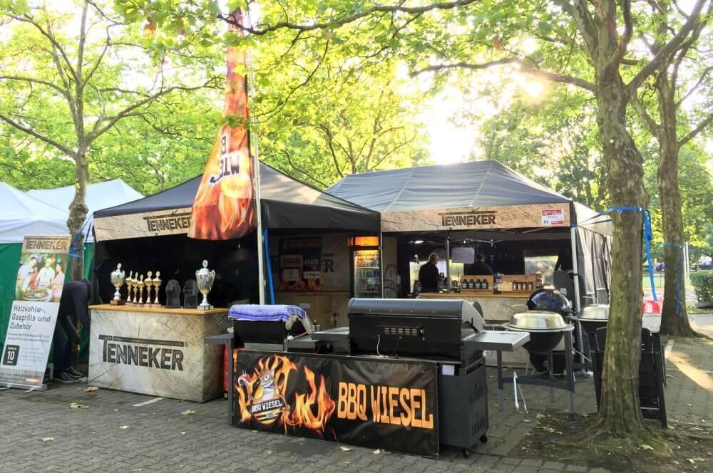 Deutsche Grillmeisterschaft 2015 deutsche grillmeisterschaft 2015-DeutscheMeisterschaft10-Deutsche Grillmeisterschaft 2015 – Vizemeister der Profis BBQ Wiesel