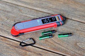 Maverick PT-100 maverick pt-100-MaverickPT10002 300x199-Maverick PT-100 BBQ – das bessere Thermapen Einstichthermometer?
