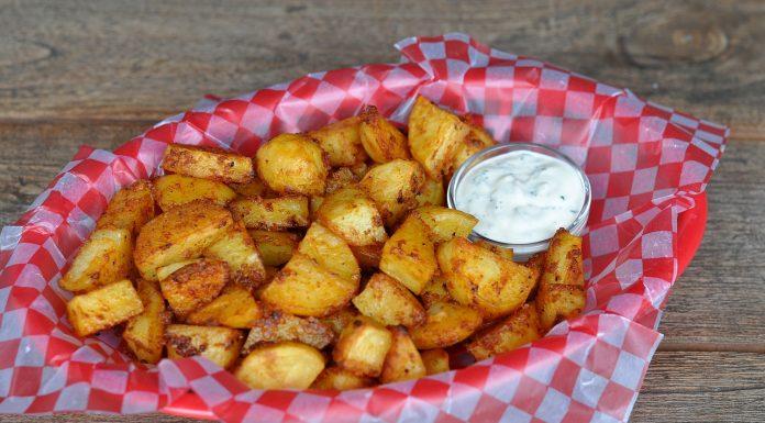 Pit Powder Kartoffeln Potatoes