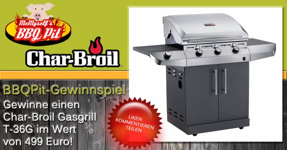 Landmann Gasgrill Anzünden : Gewinne einen char broil t 36g gasgrill im wert von 499u20ac