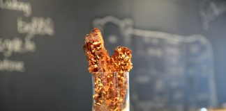 Pecan Praline Candy Bacon
