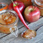 Apfelchutney apfelchutney-Apfelchutney04 150x150-Apfelchutney – süß-scharfes Chutney mit Chili und Ingwer