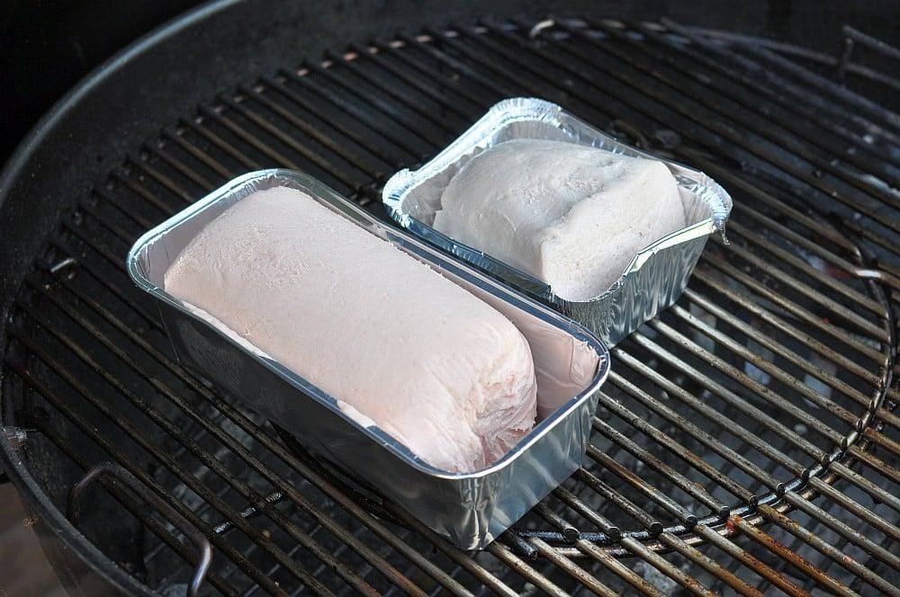 Fleischkäse vom Grill fleischkäse vom grill-Fleischkaese01-Fleischkäse vom Grill / Leberkäse grillen