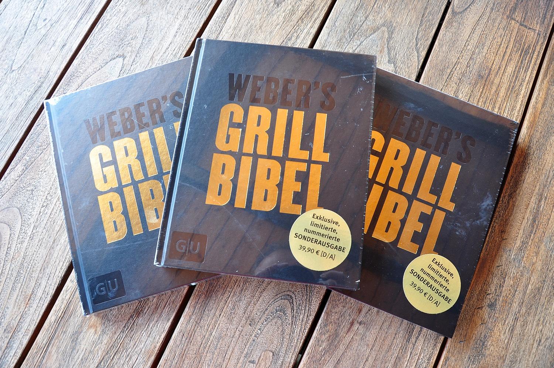 Weber Grillbibel Gewinnspiel Weber Grillbibel-WeberGrillbibelGewinnspiel-Gewinne eine von drei limitierten Weber Grillbibeln!