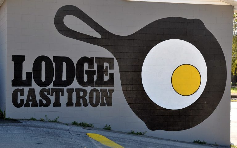 Zu Besuch bei der Lodge Gusseisenproduktion in Tennessee