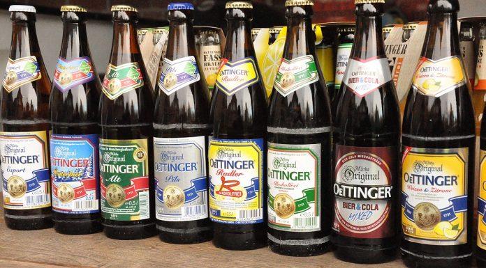 Oettinger Bier