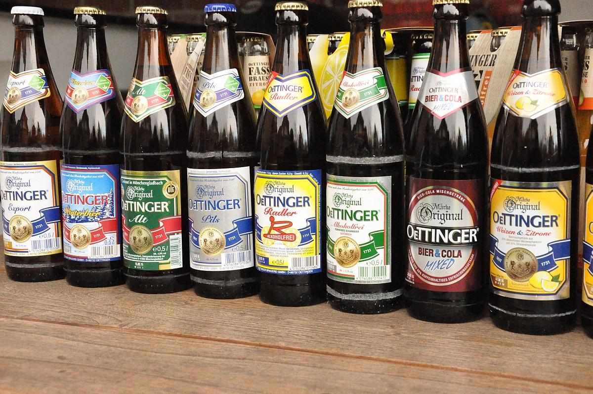 OeTTINGER Bier im Geschmackstest [Sponsored Post]