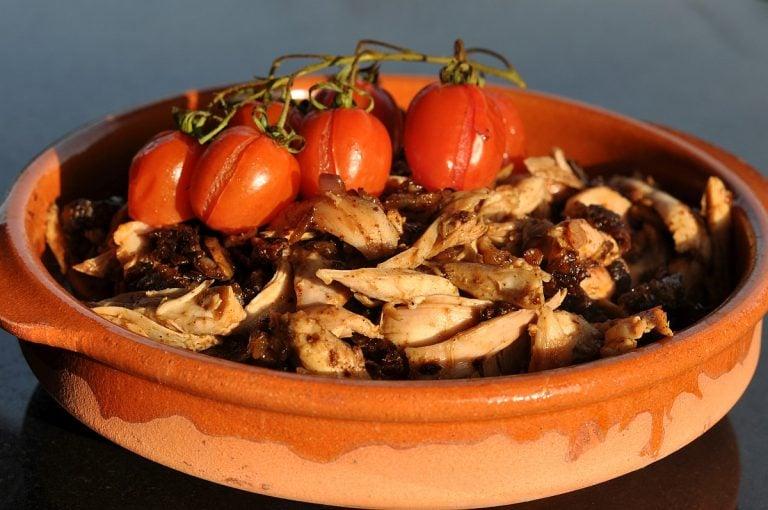 Pulled Chicken – saftiges BBQ-Chicken