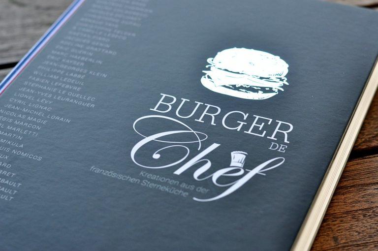 Burger de Chef – Kreationen aus  der französischen Sterneküche