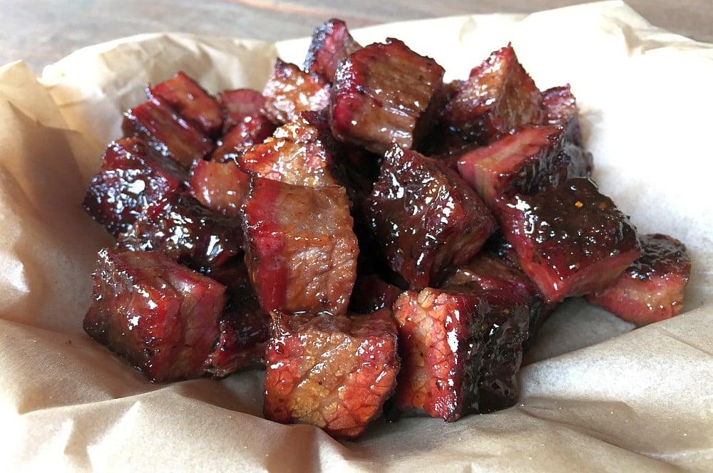 Beef Brisket burnt ends-BurntEnds11-Burnt Ends von der Rinderbrust – wie macht man die eigentlich?