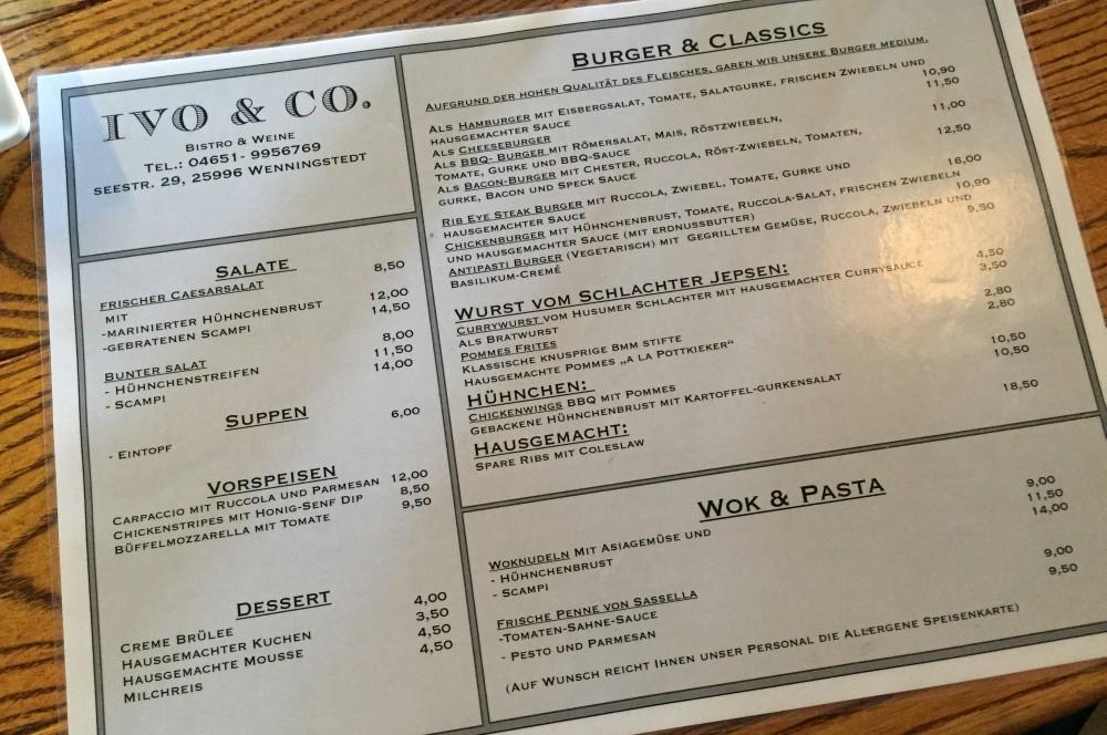 Ivo & Co. Speisekarte ivo-IvoBurgerSylt03-Ivo & Co. Bistro – der beste Burger auf Sylt?