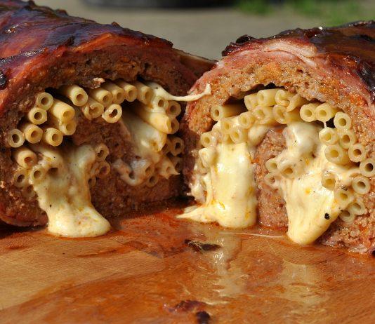 Mac and Cheese Bacon Bomb [object object]-MacandCheeseBaconBomb 534x462-BBQPit.de das Grill- und BBQ-Magazin – Grillblog & Grillrezepte –
