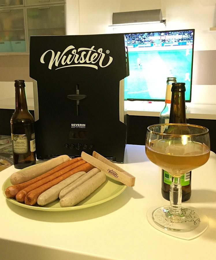 Wurster wurster-Wurster02-Bratwurst, Bier und Bundesliga – Der Wurster von Severin im Test