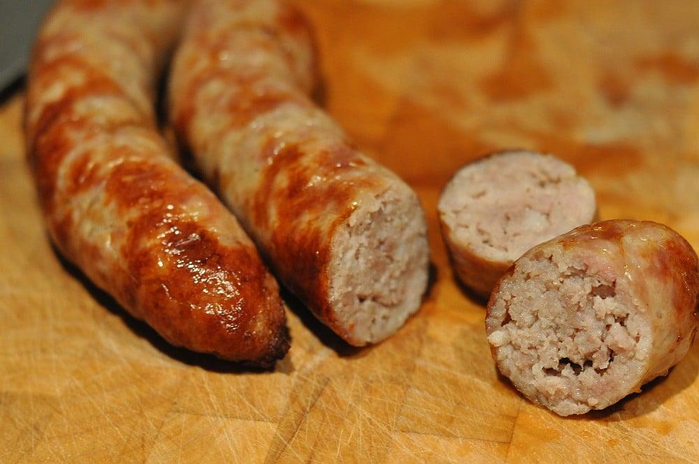 Grobe Bratwurst wurster-Wurster05-Bratwurst, Bier und Bundesliga – Der Wurster von Severin im Test