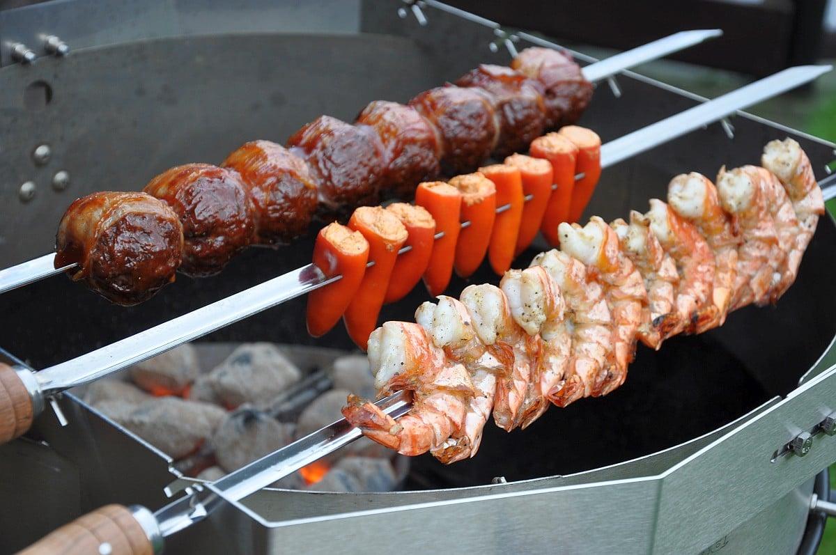 Churrasco'BBQ Aufsatz Moesta churrasco'bbq-set-ChurrascoBBQSetMoesta-Das Churrasco'BBQ-Set von Moesta-BBQ im BBQPit-Test