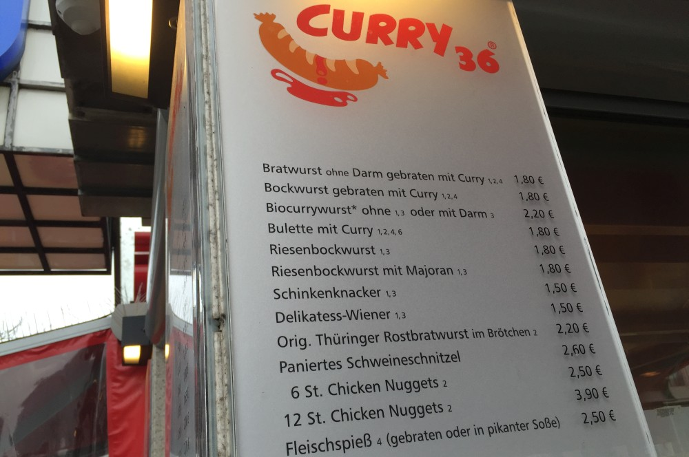 Curry36 curry 36-Curry3604-Curry 36 in Berlin im BBQPit-Test – Berlins beste Currywurst?