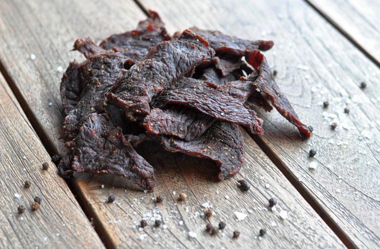 Pit Powder Beef Jerky
