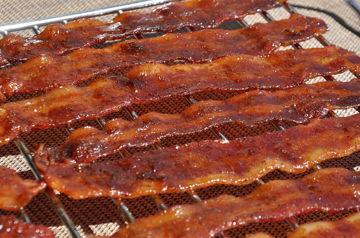 Candy Bacon Millionaires Bacon Der Knusprig Süße Bacon Snack