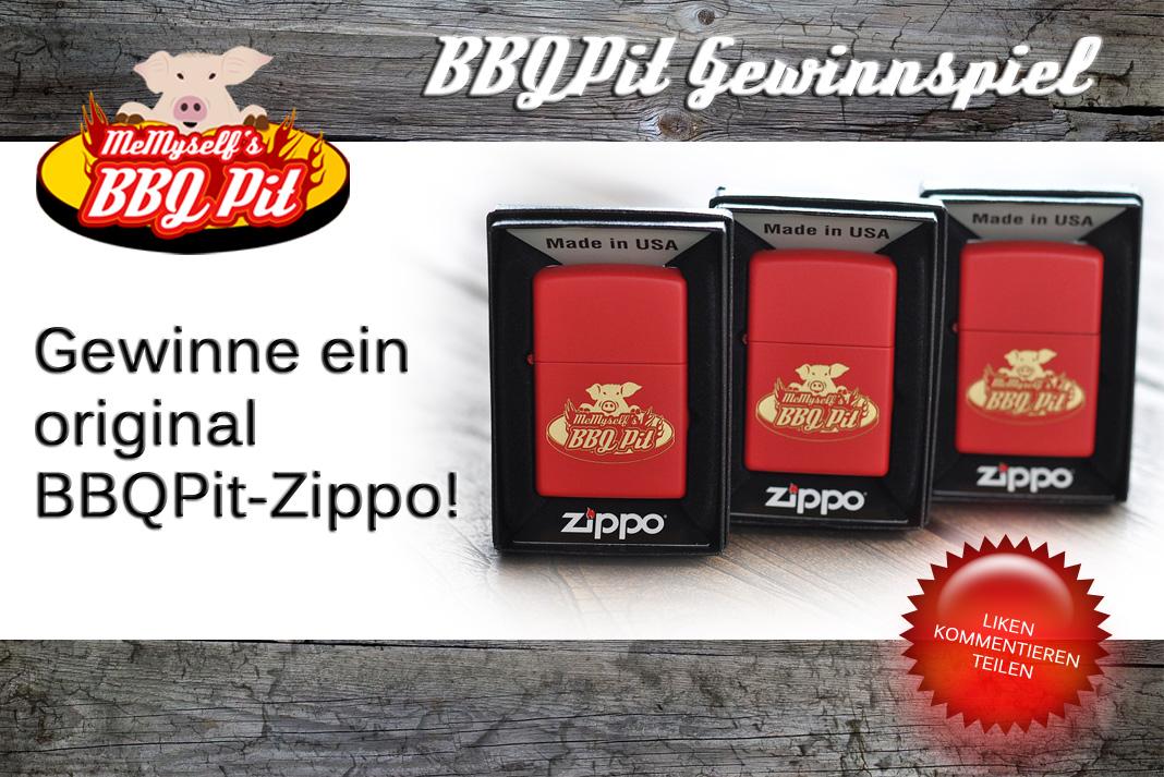 BBQPit Zippo