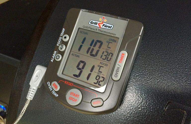 Grillfürst BBQCheck Duo+ Grillthermometer im Test