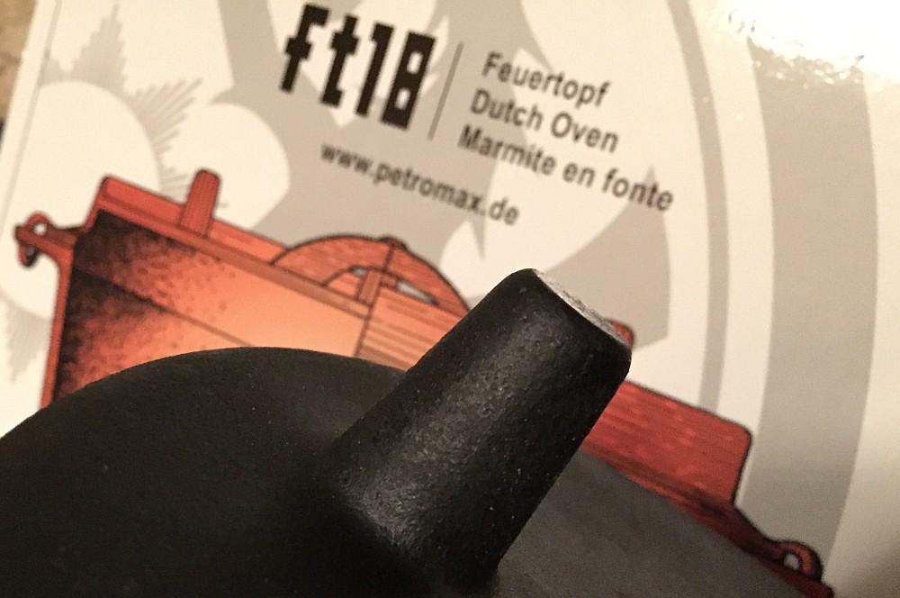 Petromax Feuertopf FT18 petromax feuertopf ft18-PetromaxFeuertopfFT18 03-Petromax Feuertopf FT18 – Der XXL Dutch Oven