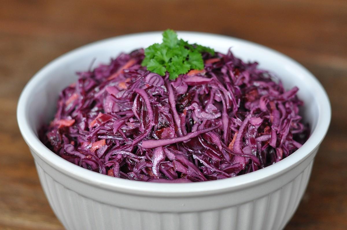 Rotkohlsalat rotkohlsalat-Rotkohlsalat-Fruchtiger Rotkohlsalat mit Cranberries – Red Cabbage Slaw rotkohlsalat-Rotkohlsalat-Fruchtiger Rotkohlsalat mit Cranberries – Red Cabbage Slaw