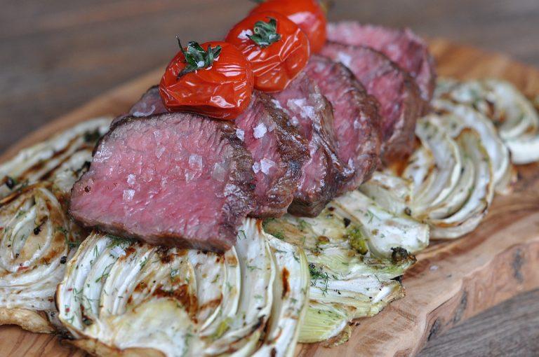 Tri Tip Steak – Bürgermeisterstück mit gegrilltem Fenchel