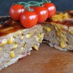 bacon pie-BaconPiemitCheddar07 150x150-Bacon Pie – Speckkuchen mit Cheddar