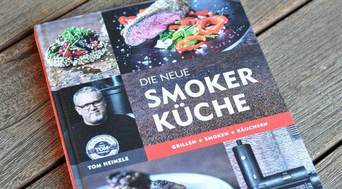 Außenküche Mit Smoker : Die neue smoker küche von tom heinzle rezension bbqpit.de