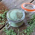 Kräutersalz bärlauch-salz-Baerlauch Salz Kraeutersalz selber machen 150x150-Bärlauch-Salz – Kräutersalz selber machen
