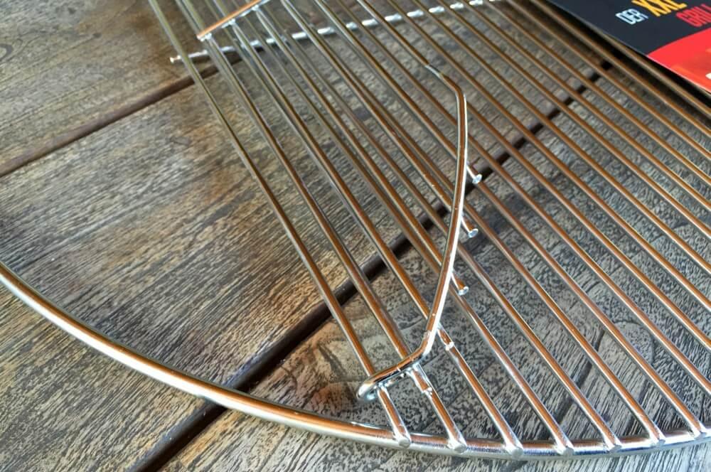 Weber Elektrogrill Edelstahl Rost : Weber q grillrost rostet grillforum und bbq