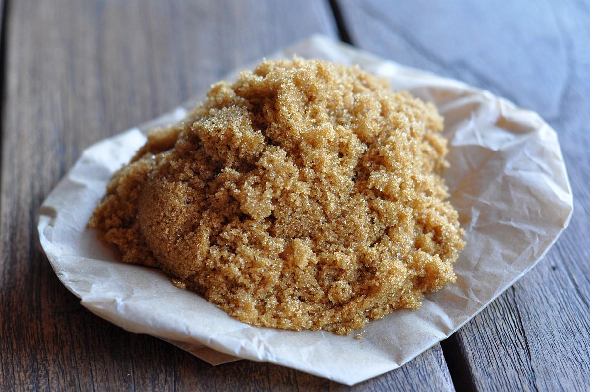Brauner soft zucker packed brown sugar-PackedBrownSugar Selber Machen-Packed Brown Sugar selber machen