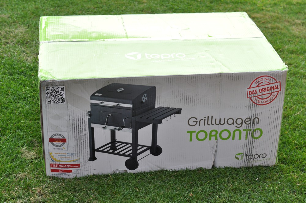 Tepro Toronto Kompakt Holzkohlegrill : Tepro toronto test papa testet den holzkohlegrill ツ papatestet