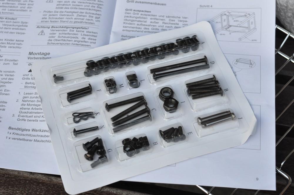 Tepro Toronto Holzkohlegrill Anleitung : Tepro holzkohlegrill bedienungsanleitung: grillwagen toronto metall