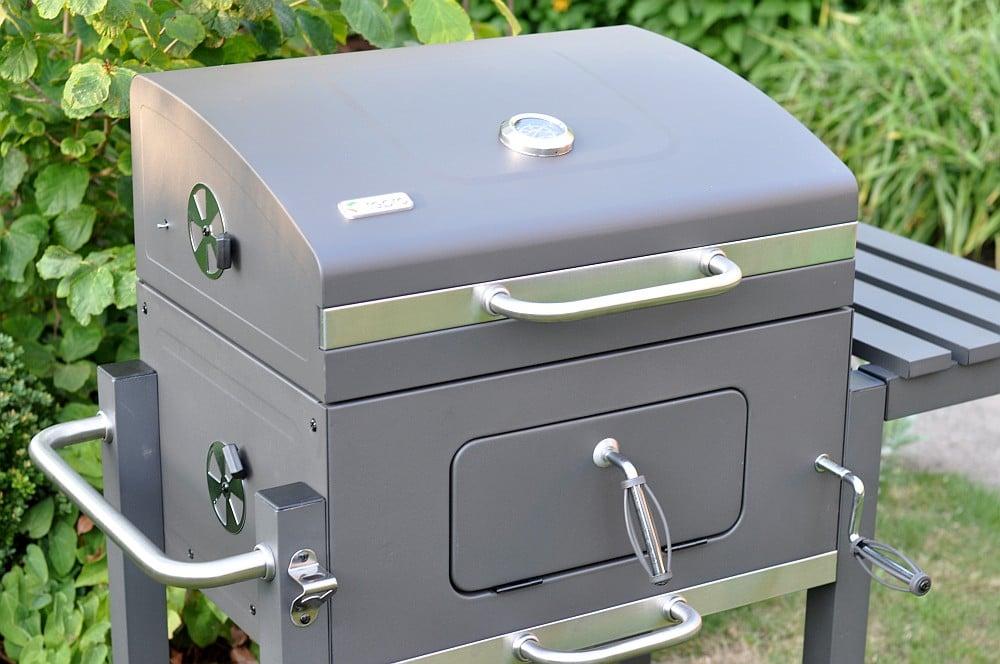 Tepro Holzkohlegrill Anleitung : Tepro toronto einbrennen burn in grill bei ca grad für ca