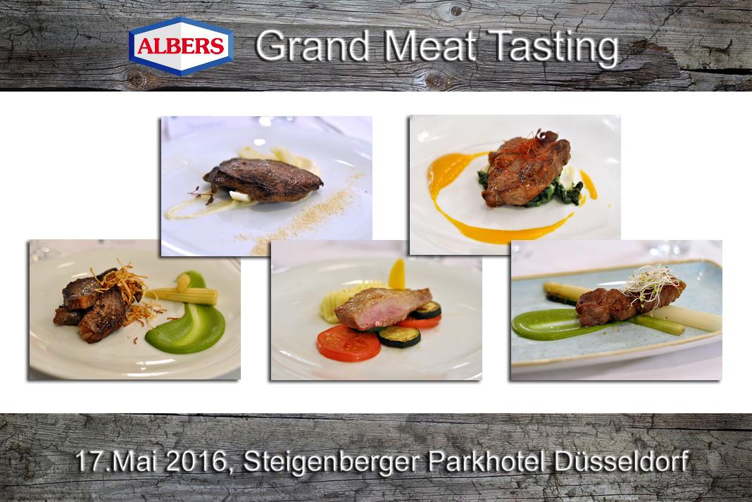 Albers Grand Meat Tasting