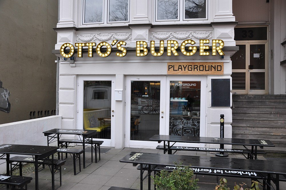 Burger Hamburg otto's burger-Ottos Burger Hamburg 01-Otto's Burger in Hamburg im BBQPit-Burgerbuden-Test